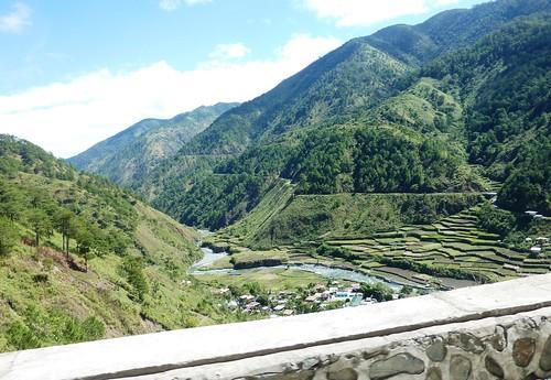 Luzon-Route Banaue-Bontoc (60)