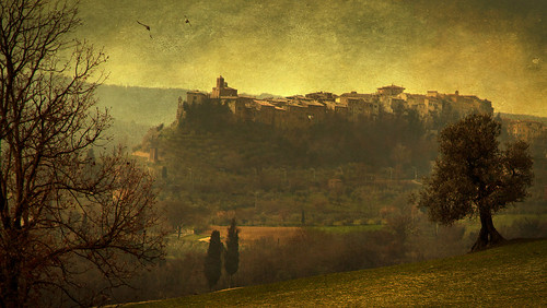 Textured Tuscany by David Butali (Dylan@66)