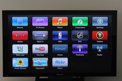 Apple tv 2nd generation buy movies / Sony blu ray player