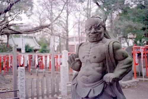仁王像(吽形)