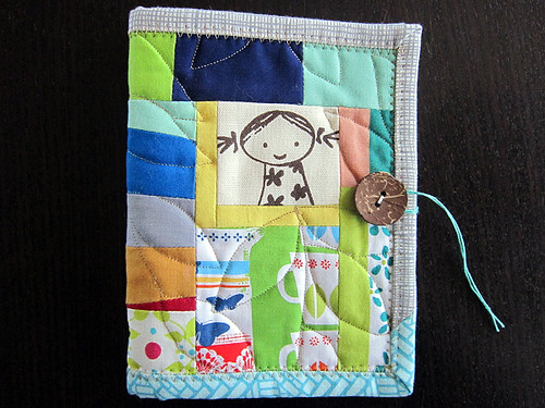 Miss Needlebook for a camper