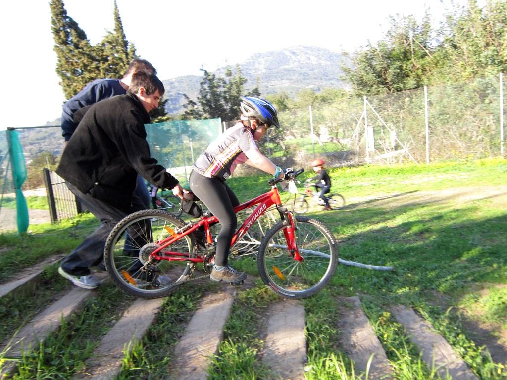 Escola Ciclisme 10-03-2012.
