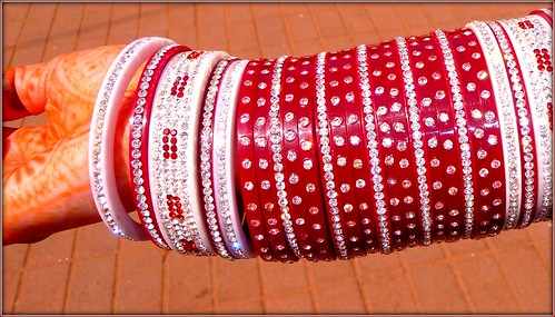 Wedding Bangles by Ginas Pics