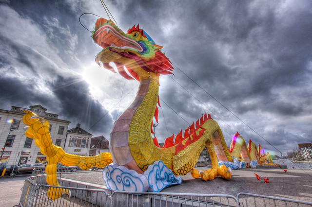 A Dragon in Assen