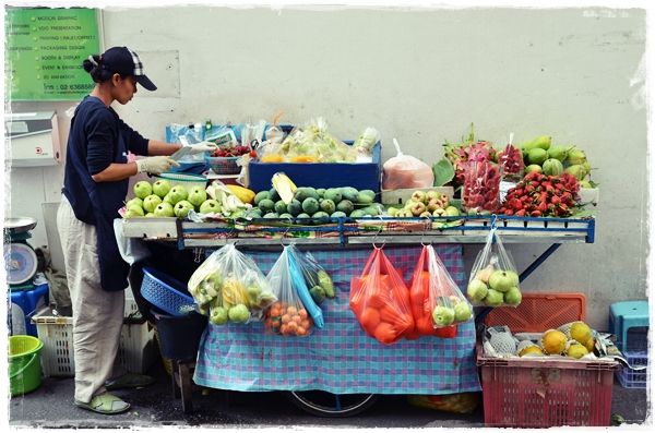 Fruits Trader