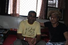 Sanjay And Me Shot by Marziya Shakir on Canon EOS 7D by firoze shakir photographerno1