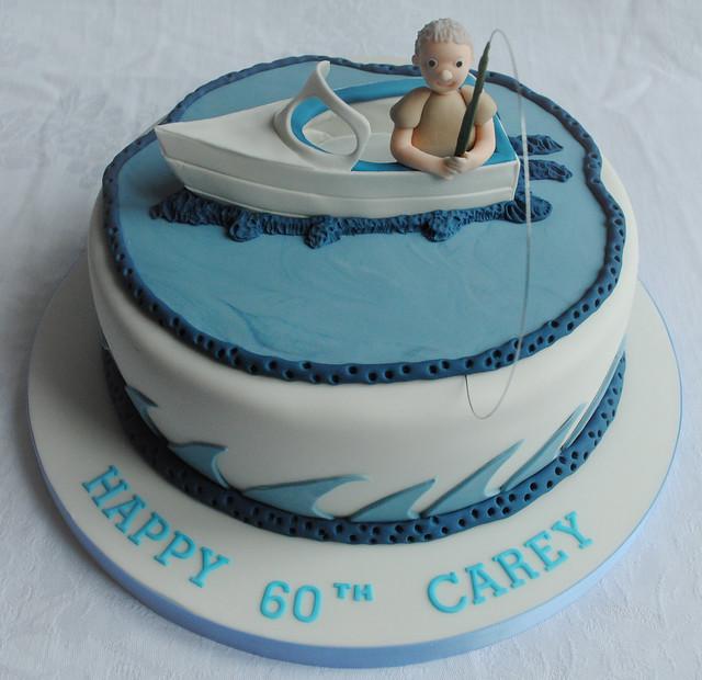 Boat Birthday Cake Images : Fishing Boat Birthday Cake Flickr - Photo Sharing!