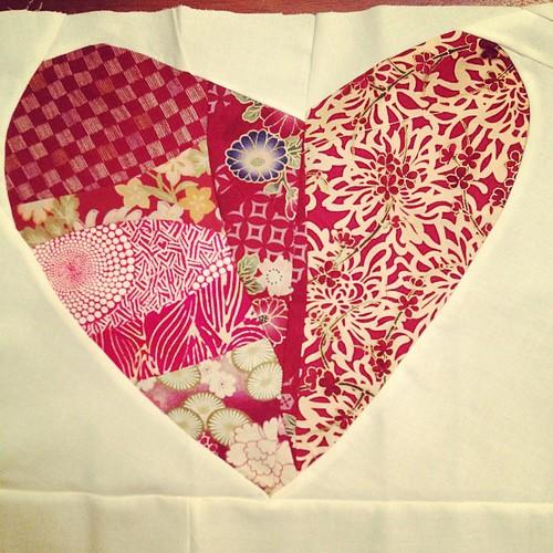 A heart for Rosanna