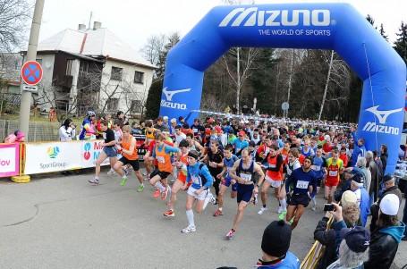 Najděte se v průběžném pořadí poháru Mizuno Running Cup