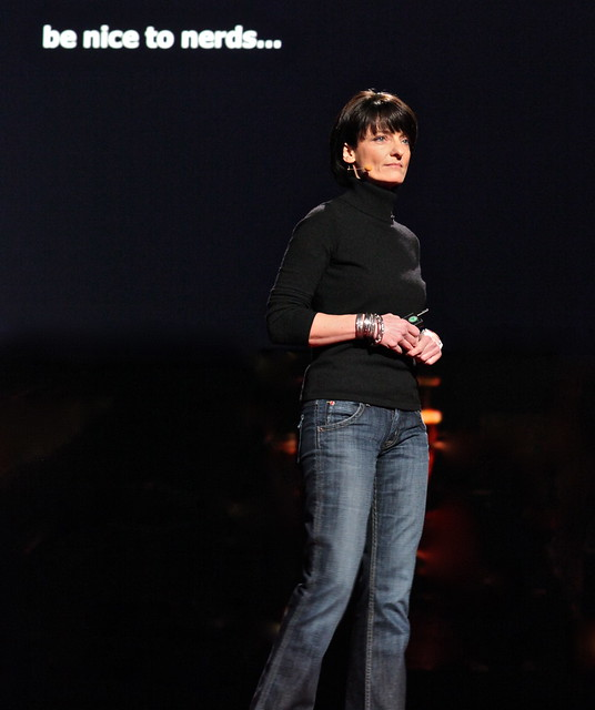Regina Dugan by Steve Jurvetson