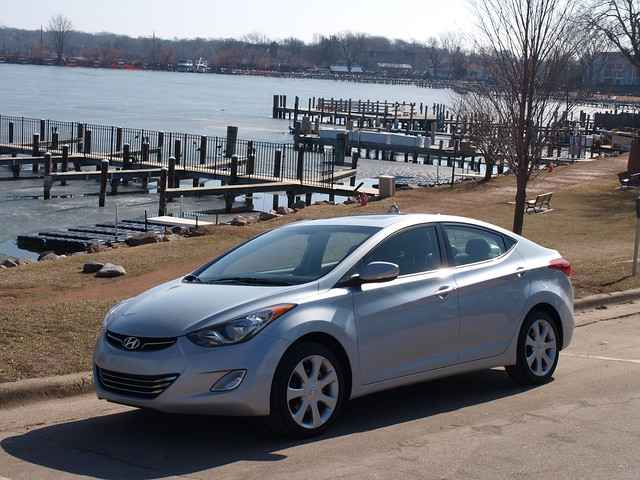 2012 Hyundai Elantra Limited 2