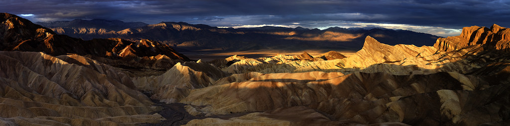 Death Valley Sunrise 2012