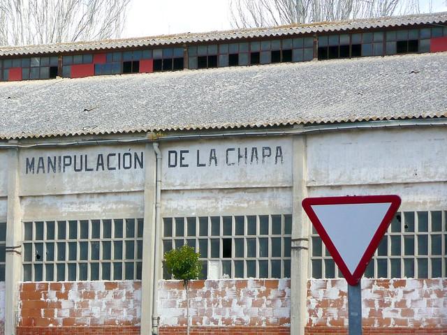 MANIPULACIÓN DE LA CHAPA
