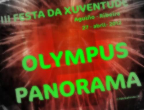 Ribeira 2012 - III Festa da Xuventude de Aguiño - cartel