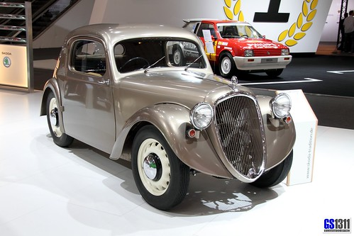 1936 - 1937 Škoda Sagitta Prototyp (Typ 911) (02)
