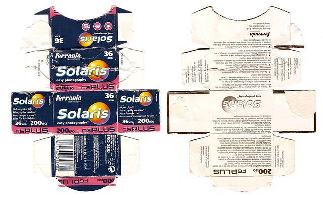 Ferrania Solaris™ FG PLUS 200