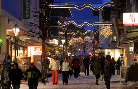 Centro urbano de St. Anton