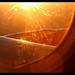 Gold floats through the air...-Bangkok-Yangon flight