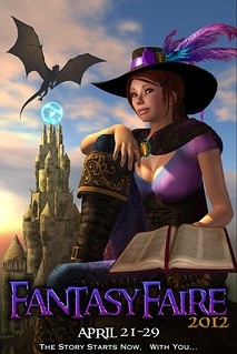 Are you ready for Fantasy Faire 2012?!?!
