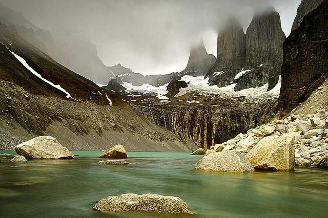 7 imponentes paredes verticales de roca
