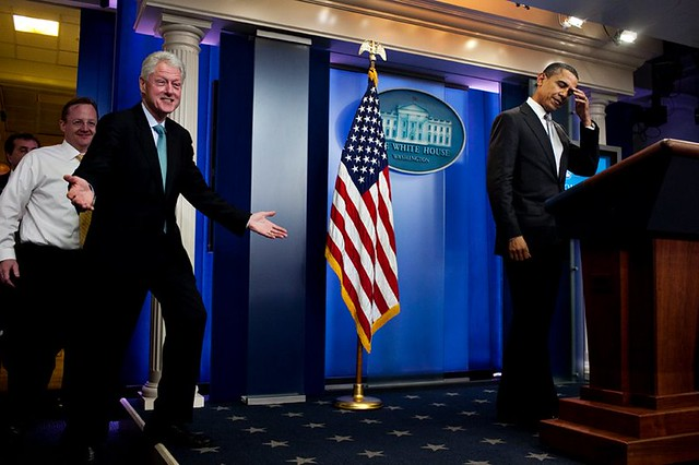 Obama Clinton Travel Ban