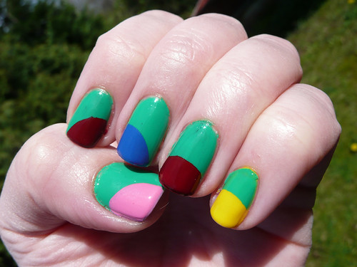 snooker nails 2012 3