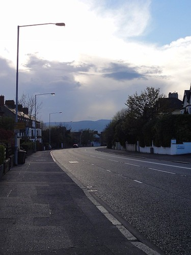View from Upper Newtownards Road