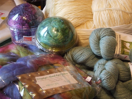 Wonderwool haul 1