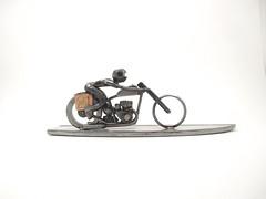 Bonneville Salt Flat Triumph Motorcycle