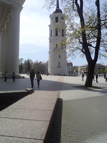 Wilno - Katedra, Vilnius Cathedral by xpisto1