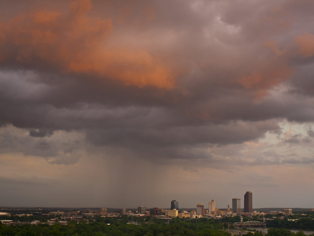 Big Cloud, Little Rock