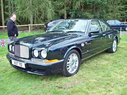 60 Bentley Continental R (1991-03) Special Edition ???