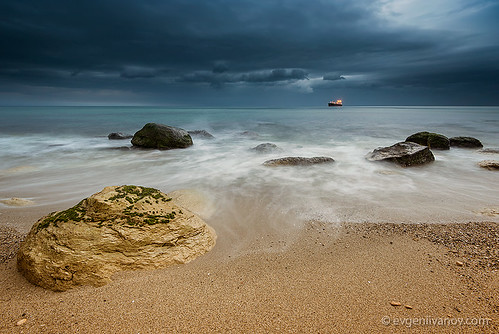 sea sky shells storm water clouds sunrise landscape lights sand colorful waves ship seascapes dynamic stones dramatic bulgaria lee veteran dramaticsky blacksea cloudscape varna