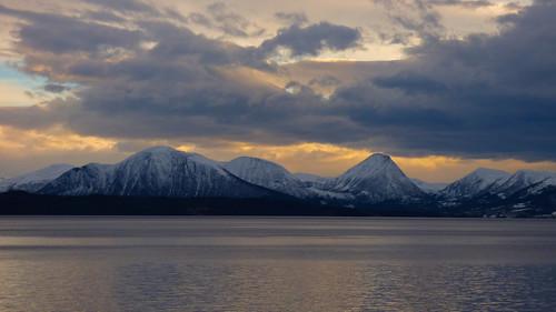 norway molde hurtigruten romsdalsfjord