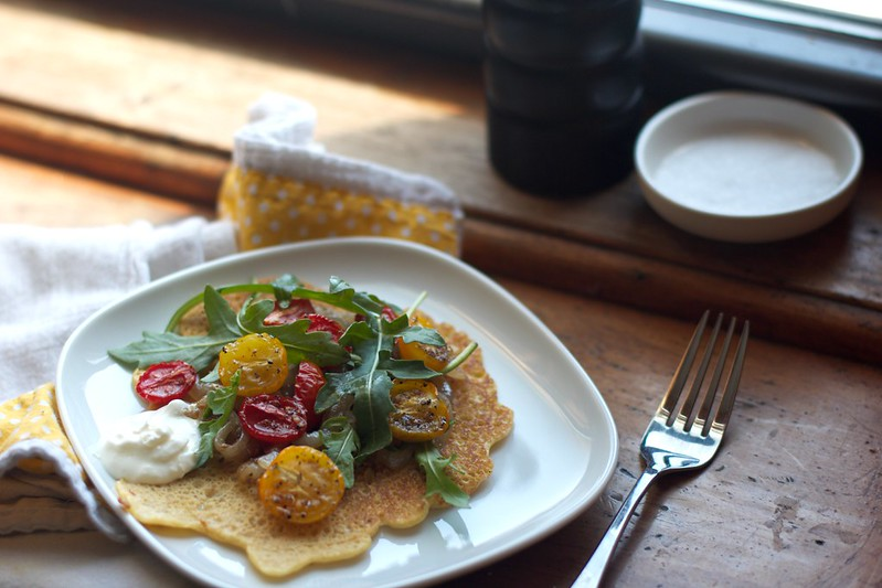 Chickpea Pancakes (1)