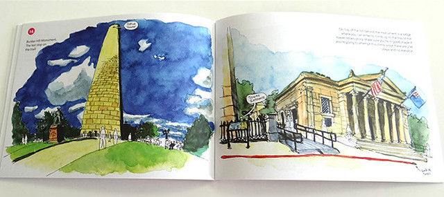 Photo snapshots of my new book