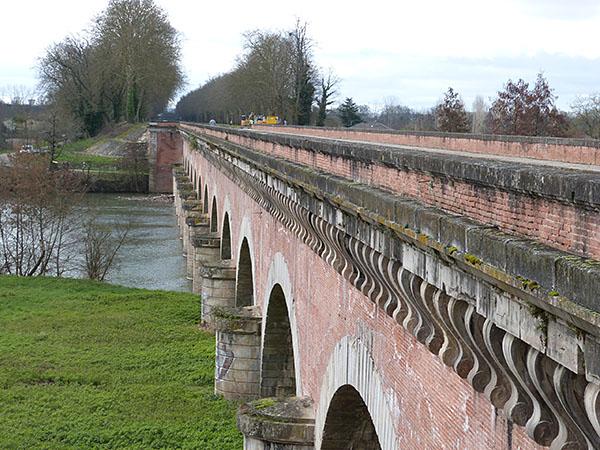 Pont Canal moissac
