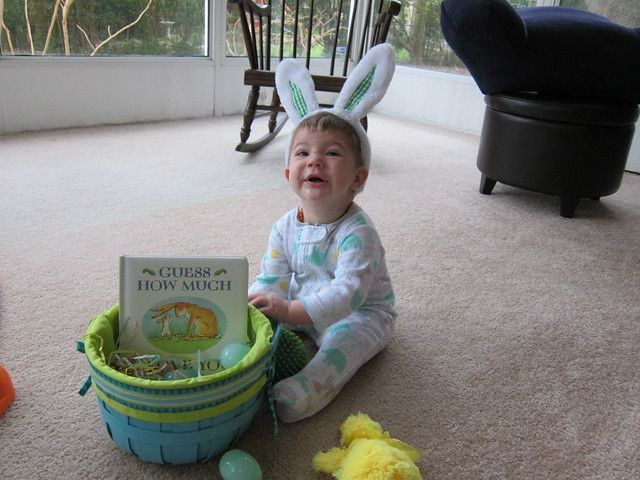 Bud's First Easter