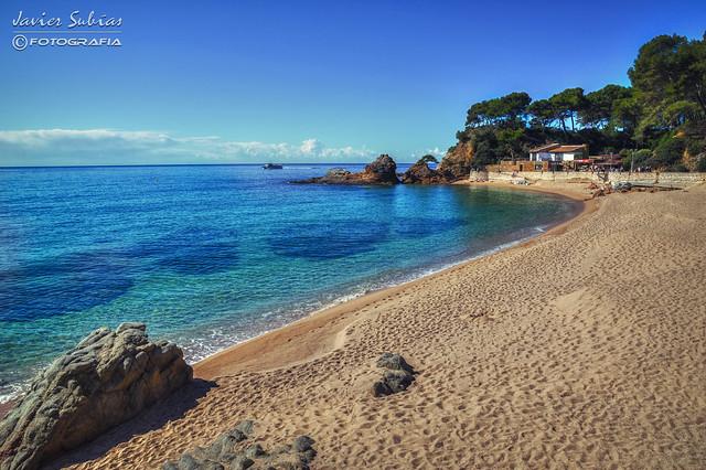 Playa de Fenals - Lloret de Mar