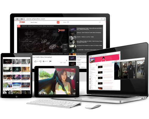 phpVibe v5.0 – Professional Video and Media CMS