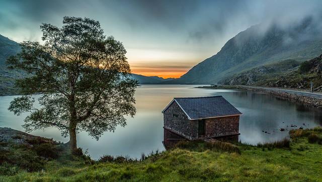 Llyn Ogwen Boat House