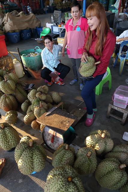 Durian street - Talad Thai