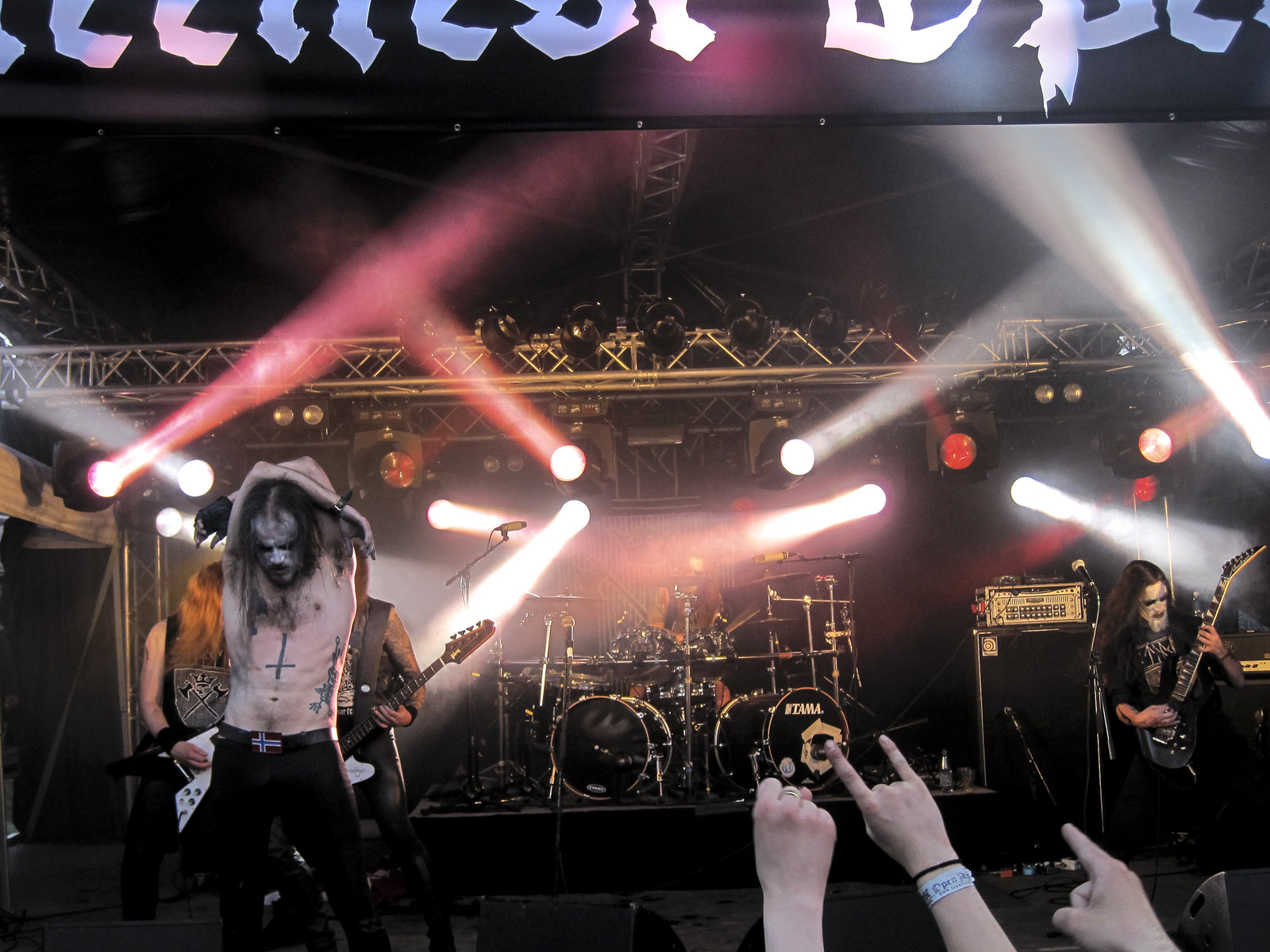 steelfest open air, finnish metal festivals, finnish metal events, taake, norwegian black metal