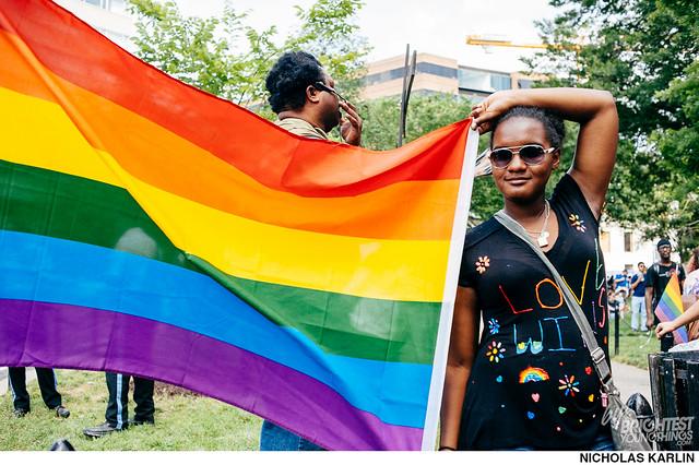 Pride Parade 2016-18
