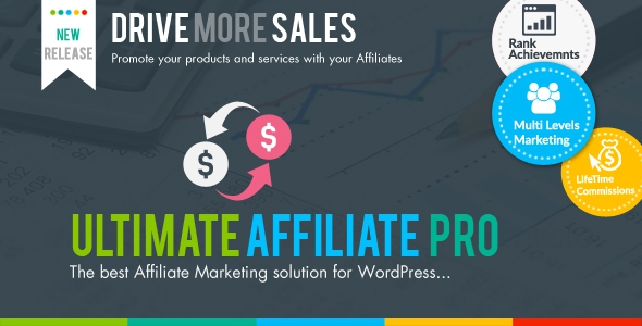 Ultimate Affiliate Pro v3.0 WordPress Plugin