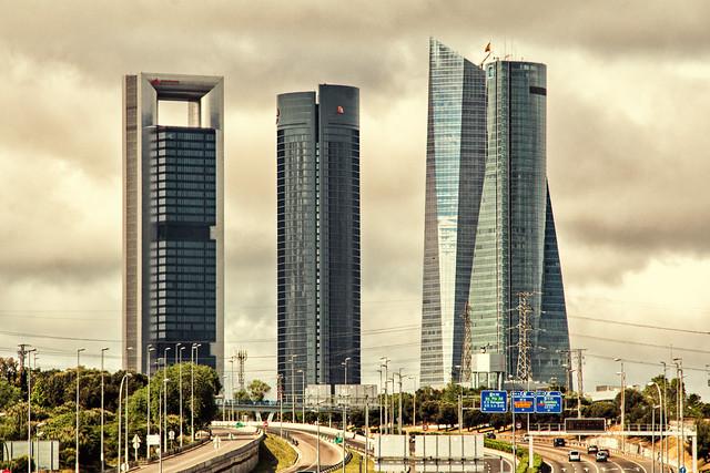 3 torres?