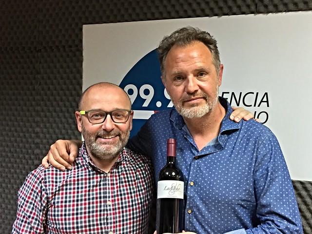 Las 5 de José Carlos Vicente bodega chozas Carrascal todo irá bien Paco Cremades