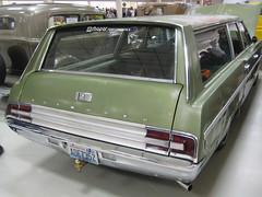 1968 Plymouth Wagon