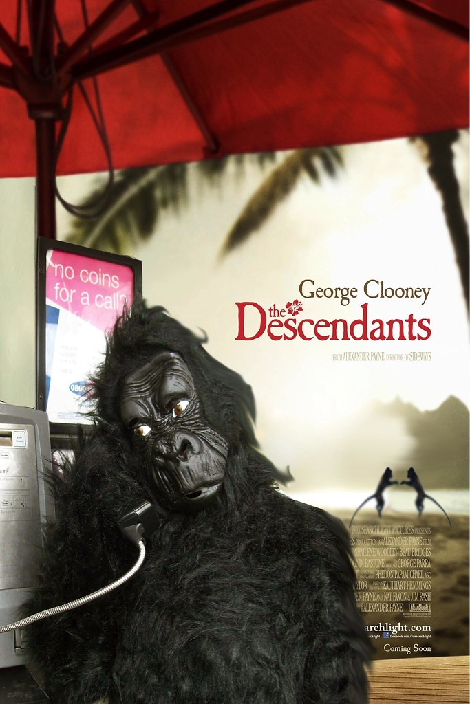 OSCONS 2012: THE DESCENDANTS