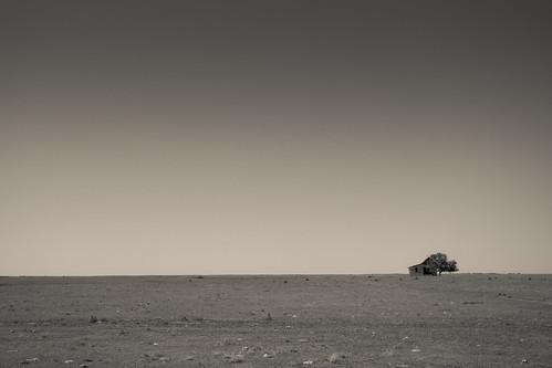 landscape olympus minimal dustbowl kansas 1020mm abandonment